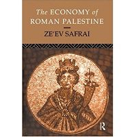 The Economy of Roman Palestine by Ze'ev Safrai PDF Free Download