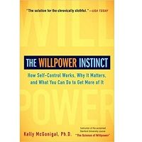 The Willpower Instinct by Kelly McGonigal Free Download