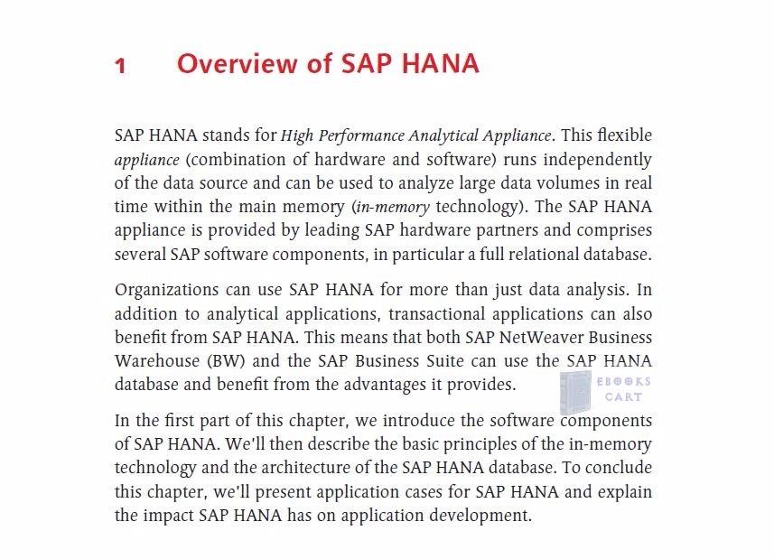 Download ABAP Development for SAP HANA (2nd Edition) (SAP PRESS) by Hermann Gahm, Thorsten Schneider, Christiaan Swanepoel, Eric Westenberger Free