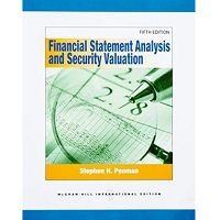 Financial Statement Analysis and Security Valuation Free Download