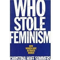 Who Stole Feminism? by Christina Hoff Sommers PDF Book Free Download