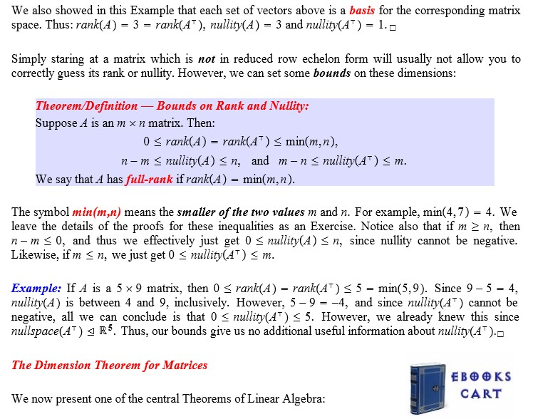 Download A Portrait Of Linear Algebra By Jude Thaddeus Socrates Pdf
