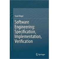 Software Engineering by Suad Alagic PDF Free Download
