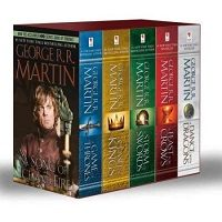 The Song of Ice and Fire Series by George R. R. Martin Free Download