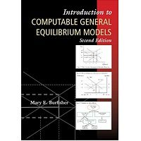 Introduction to Computable General Equilibrium Models by Mary E. Burfisher PDF Book Free Download