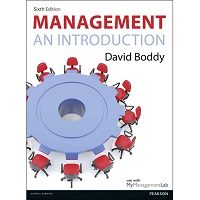 Management: An Introduction by David Boddy PDF Free Download