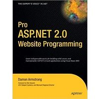 Pro ASP.NET 2.0 Website Programming by Damon Armstrong PDF Book Free Download