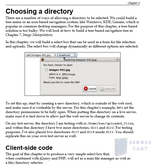 Download jQuery 1 3 with PHP by Kae Verens PDF Free - EBooksCart