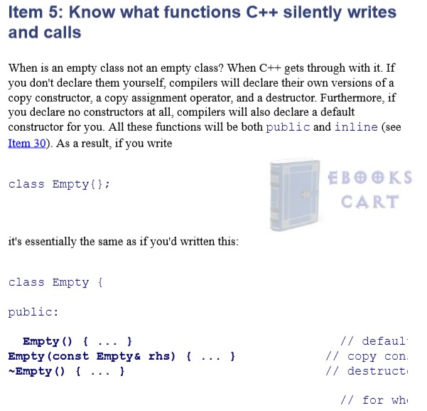 Download Effective C++ by Scott Meyers PDF