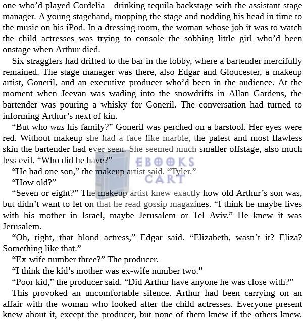 Station Eleven by Emily St. John Mandel PDF Download free