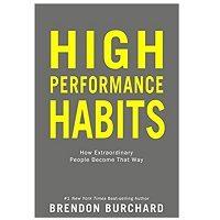 Download High Performance Habits by Brendon Burchard ePub Free