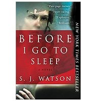 Before I Go to Sleep by S. J. Watson Novel PDF Download Free