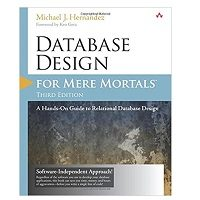 Database Design for Mere Mortals PDF Download