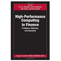 High-Performance Computing in Finance 1st Edition PDF Download