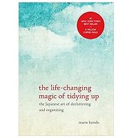 The Life-Changing Magic of Tidying Up by Marie Kondo PDF Download Free