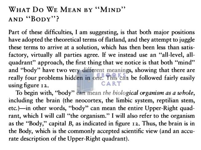 Integral Psychology by Ken Wilber PDF Download