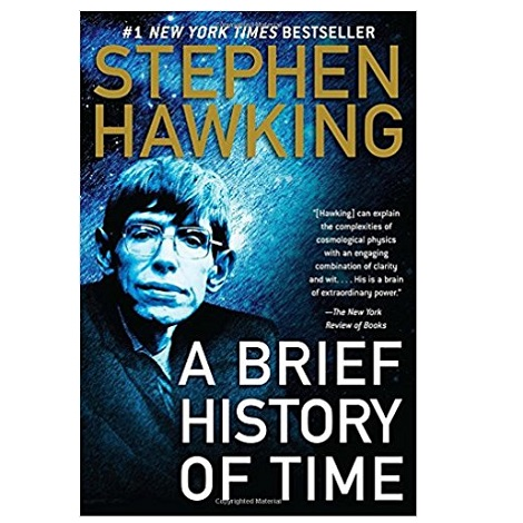 A Brief History of Time by Stephen Hawking PDF Download
