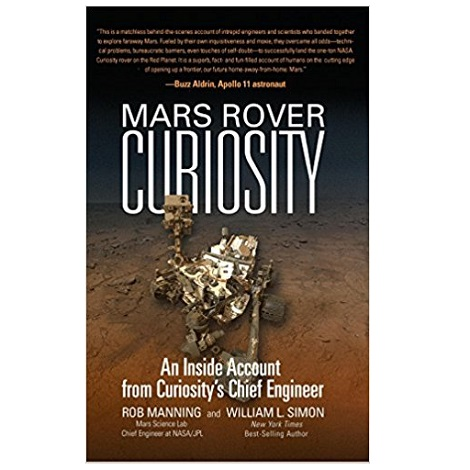 Download Mars Rover Curiosity by Rob Manning ePub Free