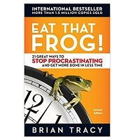 Eat That Frog by Brian Tracy PDF Download
