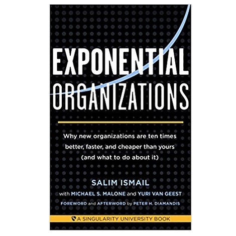 Exponential Organizations by Salim Ismail PDF Download
