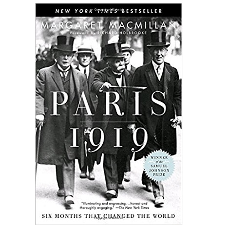 Paris 1919 by Margaret MacMillan PDF Download