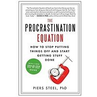 The Procrastination Equation by Piers Steel PDF Download