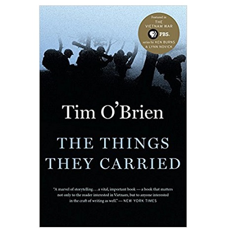 The Things They Carried by Tim O Brien PDF Download