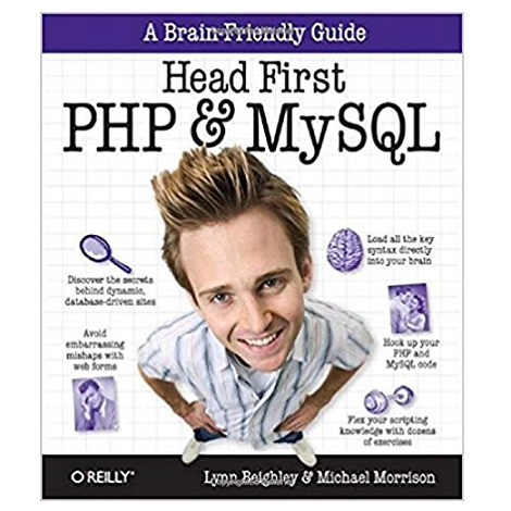 Head First PHP & MySQL by Lynn Beighley PDF Download