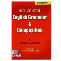 High School English Grammar and Composition by P.C. Wren PDF Download