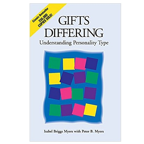 PDF Gifts Differing by Isabel Briggs Myers Download