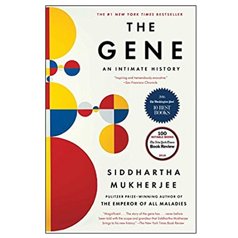The Gene by Siddhartha Mukherjee pdf