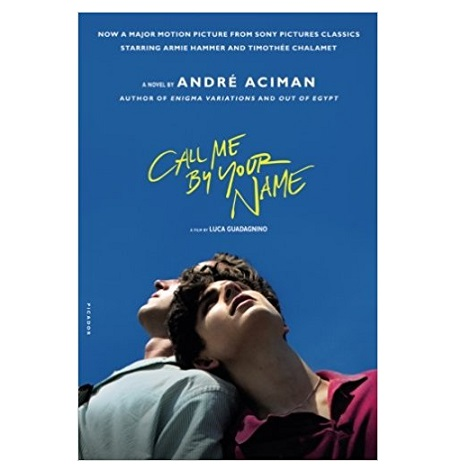 Call Me by Your Name by Andre Aciman PDF