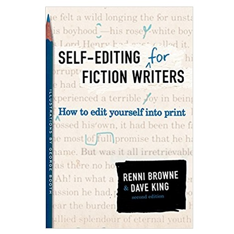 PDF Self-Editing for Fiction Writers by Renni Browne