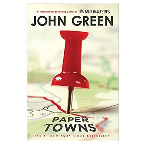 Paper Towns by John Green PDF