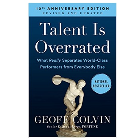 Talent is Overrated by Geoff Colvin PDF Download