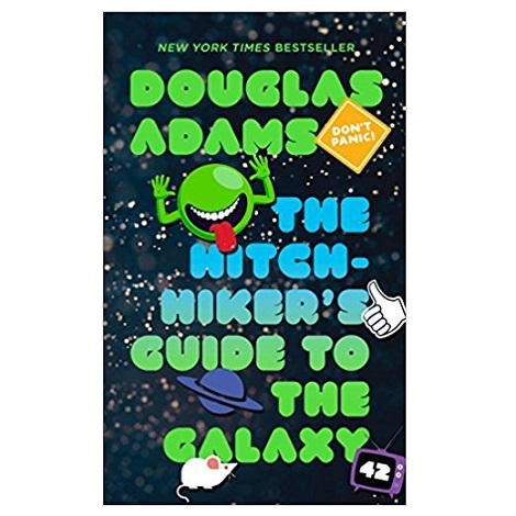 The Hitchhiker's Guide to the Galaxy by Douglas Adams PDF