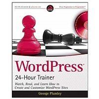 WordPress 24-Hour Trainer by George Plumley PDF