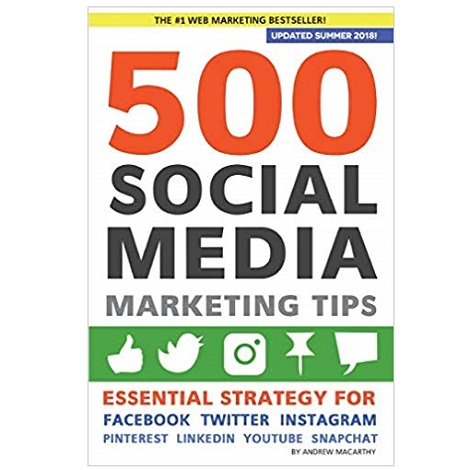 500 Social Media Marketing Tips by Andrew Macarthy PDF
