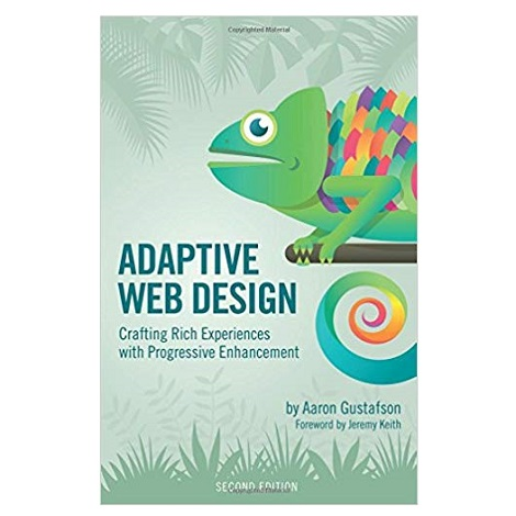Adaptive Web Design by Aaron Gustafson PDF Download