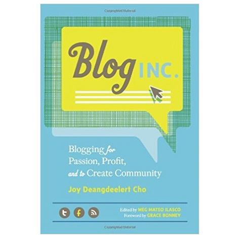 Blog, Inc. by Joy Deangdeelert Cho PDF