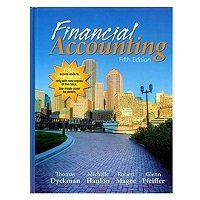Financial Accounting by Thomas Dyckman PDF Download