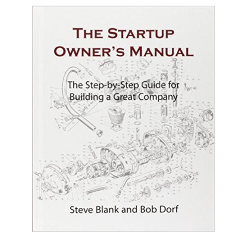 The Startup Owner's Manual by Steve Blank PDF