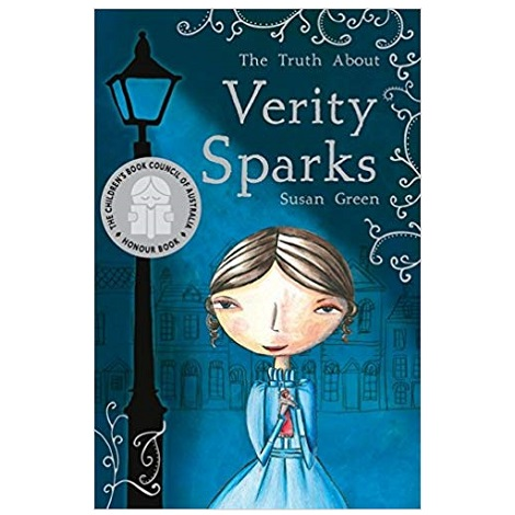 The Truth About Verity Sparks by Susan Green PDF Download