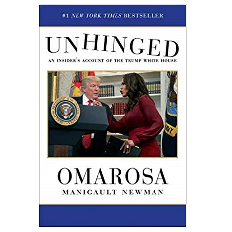 Unhinged by OmarosaManigault Newman PDF Download