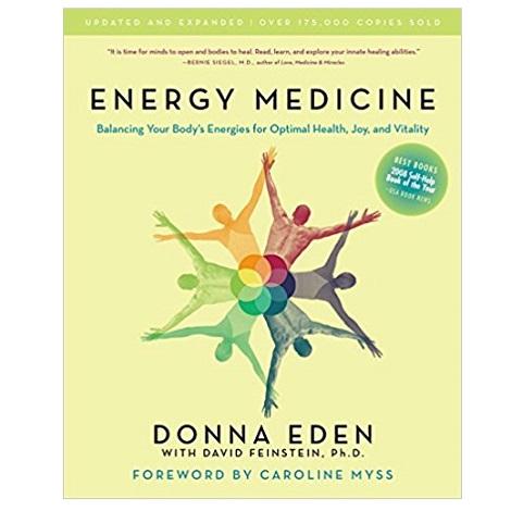 Energy Medicine by Donna Eden PDF Download
