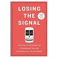 Losing the Signal by Jacquie McNish PDF Download