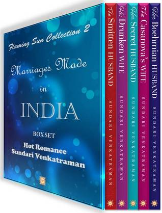 Marriages Made in India Series by Sundari Venkatraman PDF