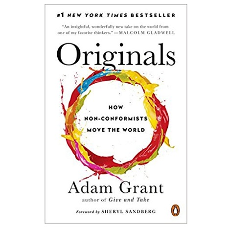 Originals by Adam Grant PDF Download