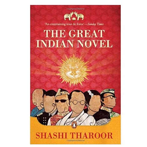 The Great Indian Novel by ShashiTharoor PDF