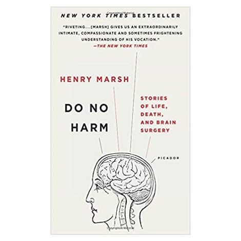 Do No Harm by Henry Marsh PDF